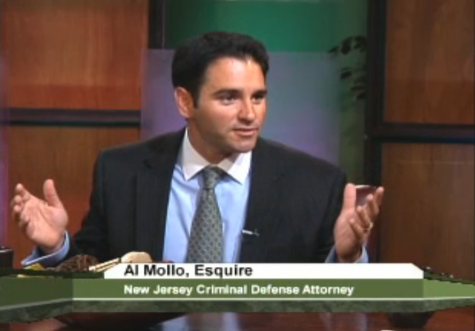 DWI Lawyer Al Mollo on TV